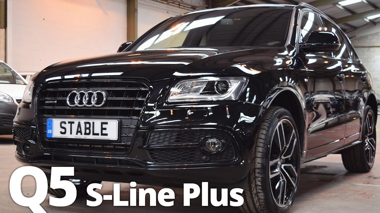 2016 audi q5 s line plus walk around 2 0 tdi 190ps quattro. Black Bedroom Furniture Sets. Home Design Ideas