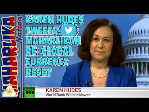 KAREN HUDES IMPORTANT TWEETS TO MAHARLIKAN | MAHARLIKA NATION UPDATE