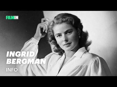 Ingrid Bergman   Filmin