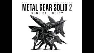 (RainyMood) OCR01031: Metal Gear Solid 2