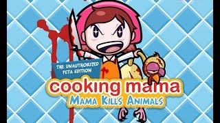 (TWISTED) COOKING MAMA GAME