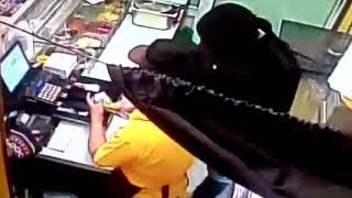 Разбойное нападение на киоск «Дяди Дёнера»