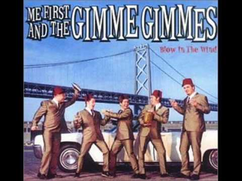 Me First And The Gimme Gimmes I Believe I Can Fly