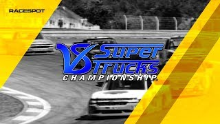 V8 SuperTrucks Championship | Round 7 at Silverstone