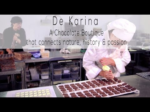 Chocolate that connects nature, history & Passion