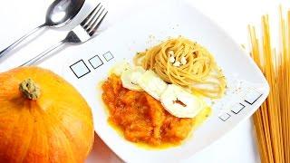 Spaghetti z dyni   Smaczne-Przepisy.TV