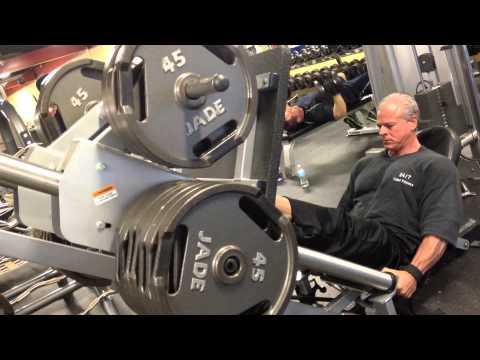James Hampton IFBB Pro Bodybuilder