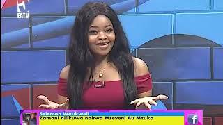 Masogange ndiye alikuwa anani-Inspire / Siwezi kutoka bila kubeba Lipstick
