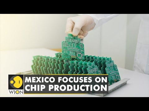 World Business Watch : Mexico aims to boost chip manufacturing | Latest World English News | WION