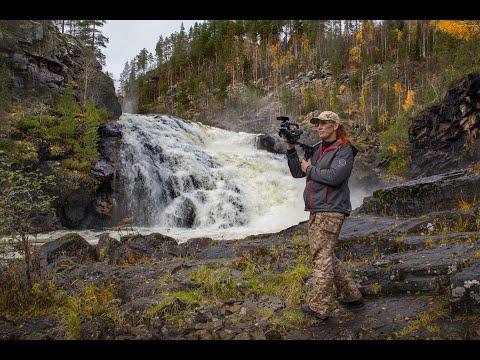 Экспедиция к водопаду сентябрь 2016