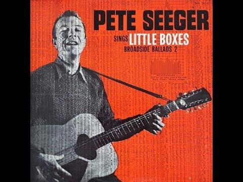 Pete Seeger - William Moore The Mailman  [HD]