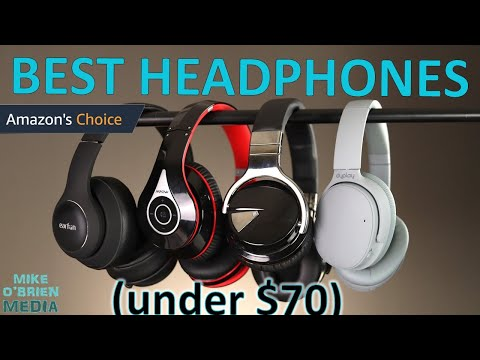 Best Budget Headphones On Amazon (Bluetooth) - UNDER $65