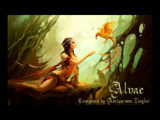 Celtic Fantasy Music - Alvae