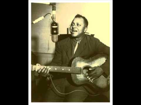'I Know You Gonna Miss Me' BIG JOE WILLIAMS (1937) Delta Blues Guitar Legend