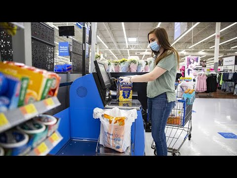 Walmart Looks To Remove All Cashiers From Stores & Have Only Self Checkout