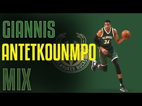 Giannis Antetokounmpo Mix - Recuperate
