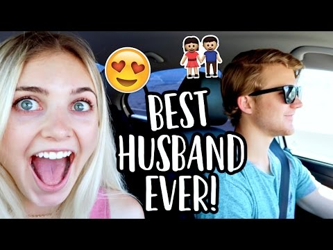 WHY PARKER IS THE BEST HUSBAND EVER!