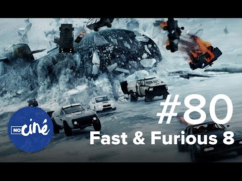 Fast Furious 8 Exercice D Auto Citation