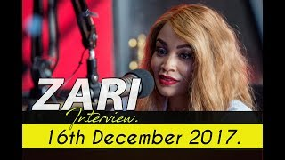 WORST BETRAYAL OF ALL TIME - ZARI ON CELEB SELECT [ 16TH DEC 2017 ]