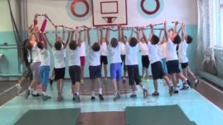 Урок физкультуры в 3