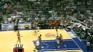 1994 Finals, Game 3 Battle - Hakeem vs. Ewing
