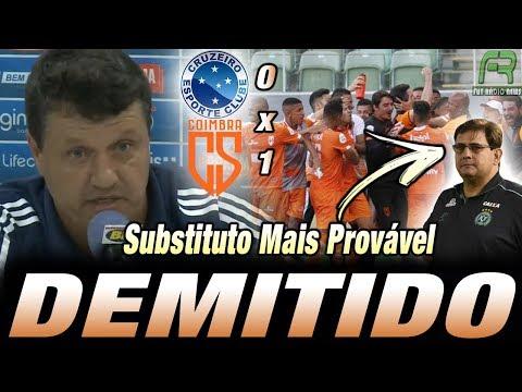Cruzeiro x Coimbra Ao Vivo