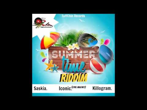 Saskia - Its Yours (Summer Time Riddim) - August 2017