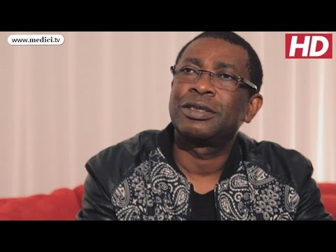 Youssou N'Dour  - Interview  at the Verbier Festival