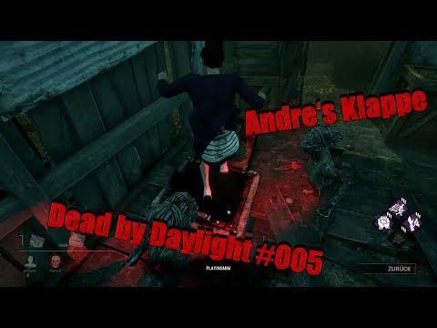 Andre und die Klappe - Dead by Daylight #005 [Deutsch/Full-HD]