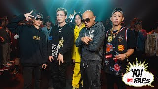 Download Yo! MTV Raps Cypher ft Benzooloo, Dough-Boy, YunB and Al Rocco Mp3