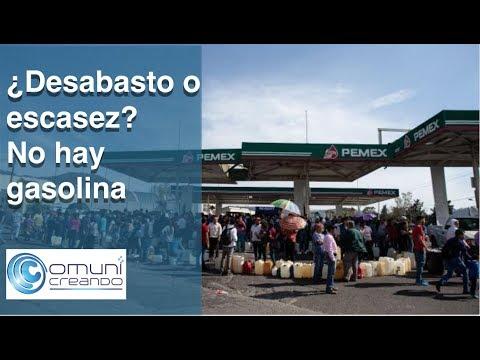 ESPECIAL 12 datos sobre el desabasto de gasolina en México