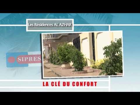 SIPRES/ RESIDENCES AL AZHAR/ spot wolof