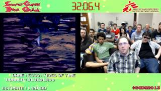 Ecco: The Tides of Time - SPEED RUN (1:26:29) (Hard) *Live at #SGDQ 2013*