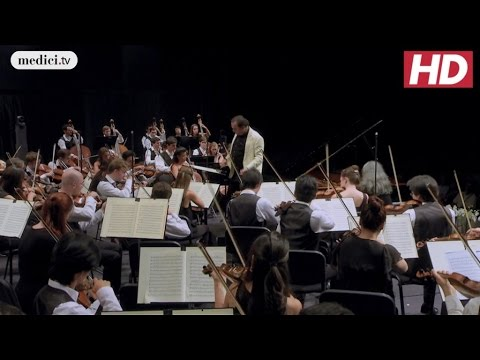 Martha Argerich, Charles Dutoit and the OSM at Montreal