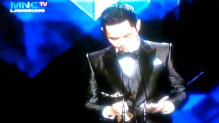 Dude Harlino Aktor Terfavorit Panasonic Gobel Awards 2015