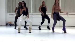 Lore Improta/ Scheila Carvalho/ Vini Nasci - aula Stiletto - Brincando de desafiar você