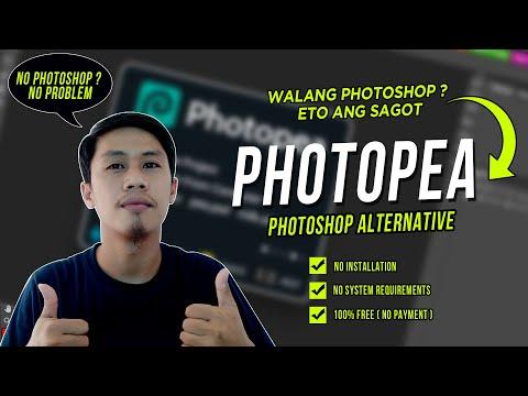Photoshop Alternative - Free Online Photo Editor | Photopea Tutorial