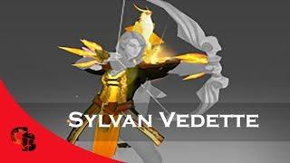 Dota 2 Store Windranger Sylvan Vedette Immortal