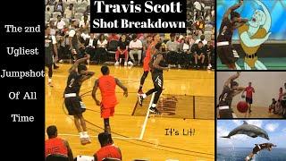 Travis Scott Shot Breakdown