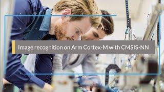 5 adımda CMSİS-NN ile Arm Cortex görüntü tanıma-M