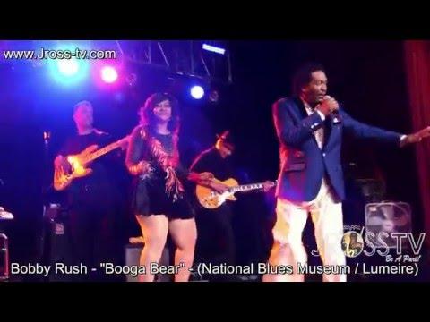"""James Ross @ Bobby Rush - """"Booga Bear"""" - Www.Jross-tv.com (St. Louis)"""