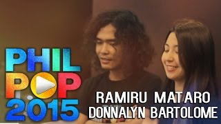 Walang Hanggan - Ramiru Mataro & Donnalyn Bartolome (Official Lyric Video Philpop 2015)