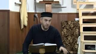 Центральная мечеть г. Каспийска Урок арканы намаза.