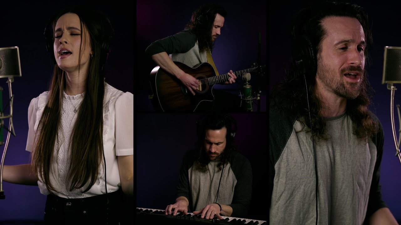Who You Are to Me - Chris Tomlin ft. Lady A (Ryan Clouse and Cristina Ballestero Cover)