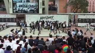 poly danso 2014 21st nuevol joint u mass dance freshmen team