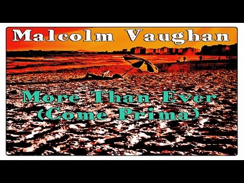 Malcolm Vaughan - More Than Ever