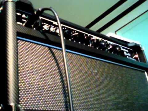 Payphone Bluesy Guitar COVER Ceriatone Overtone Special DEMO