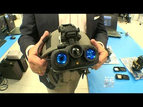 South Bay Company Working On Next Generation Of Night Vision Goggles