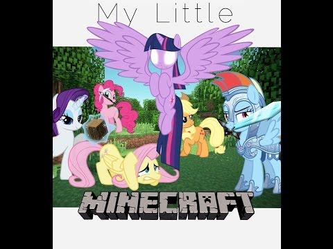 MLP Vs Minecraft song battle epsode 1