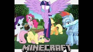 MLP Vs Minecraft song battle epsode 1